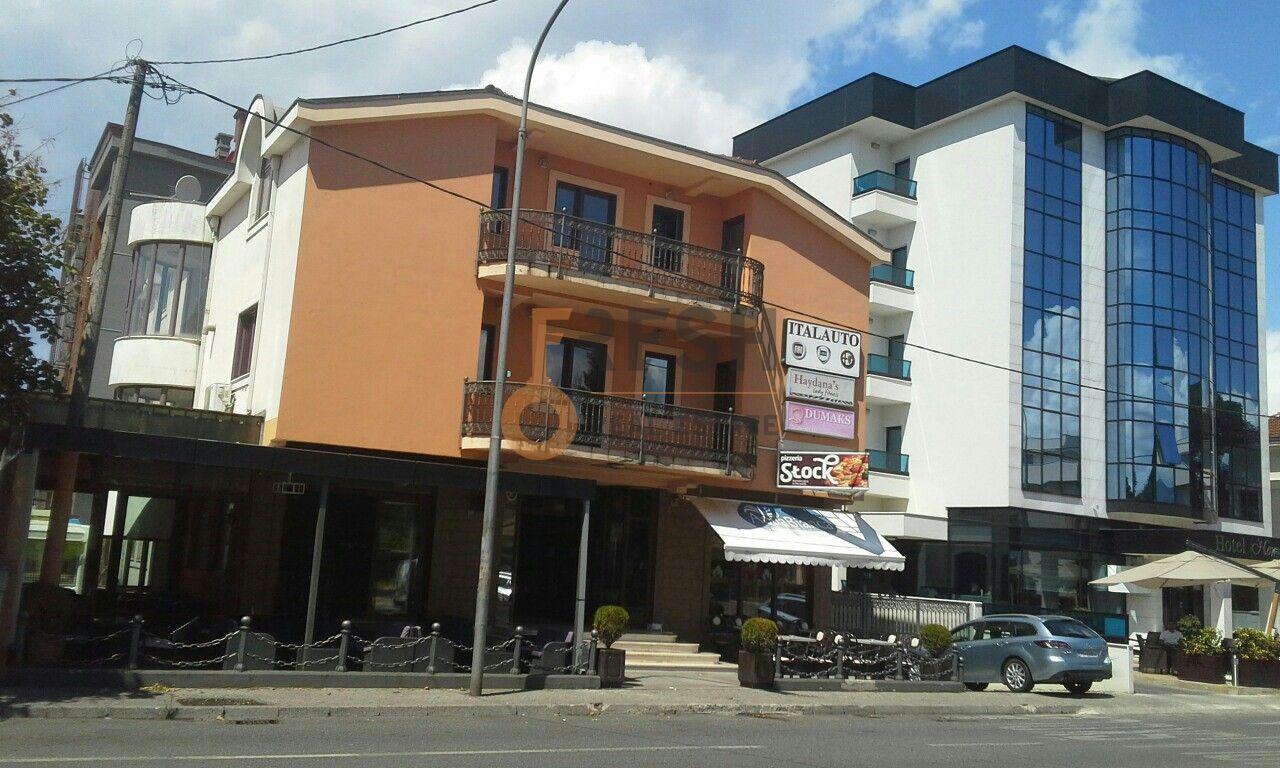 Podgorica, Ljubović, stan od 90 m2 za kancelarije, izdavanje - 1