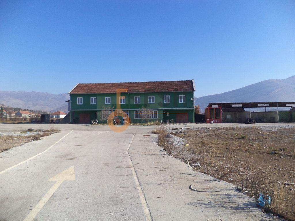 Podgorica, Tuzi, Kancelarijsko magacinski prostor 400m2, Izdavanje - 1