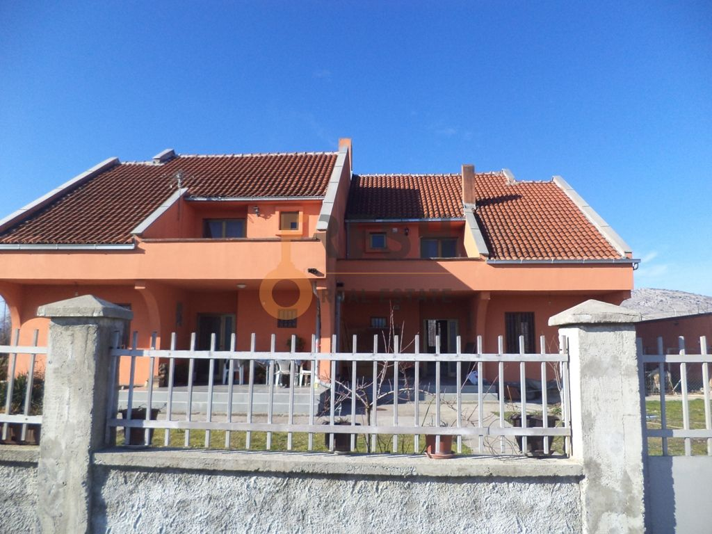 Podgorica, Zeta, Kuća 300m2, Prodaja - 1