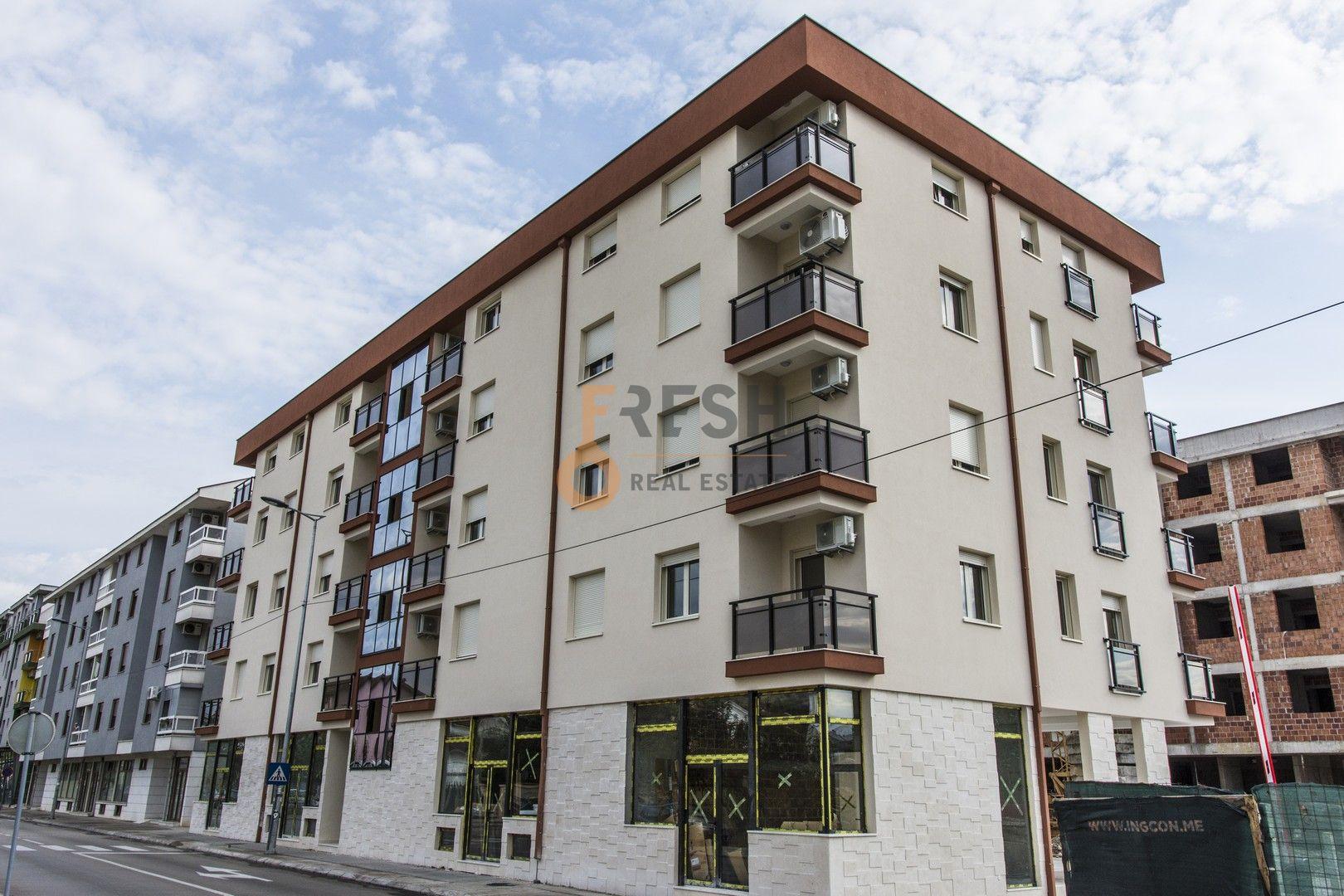 Poslovni prostor, 140m2, Dalmatinska ulica, Nova zgrada, Prodaja - 1