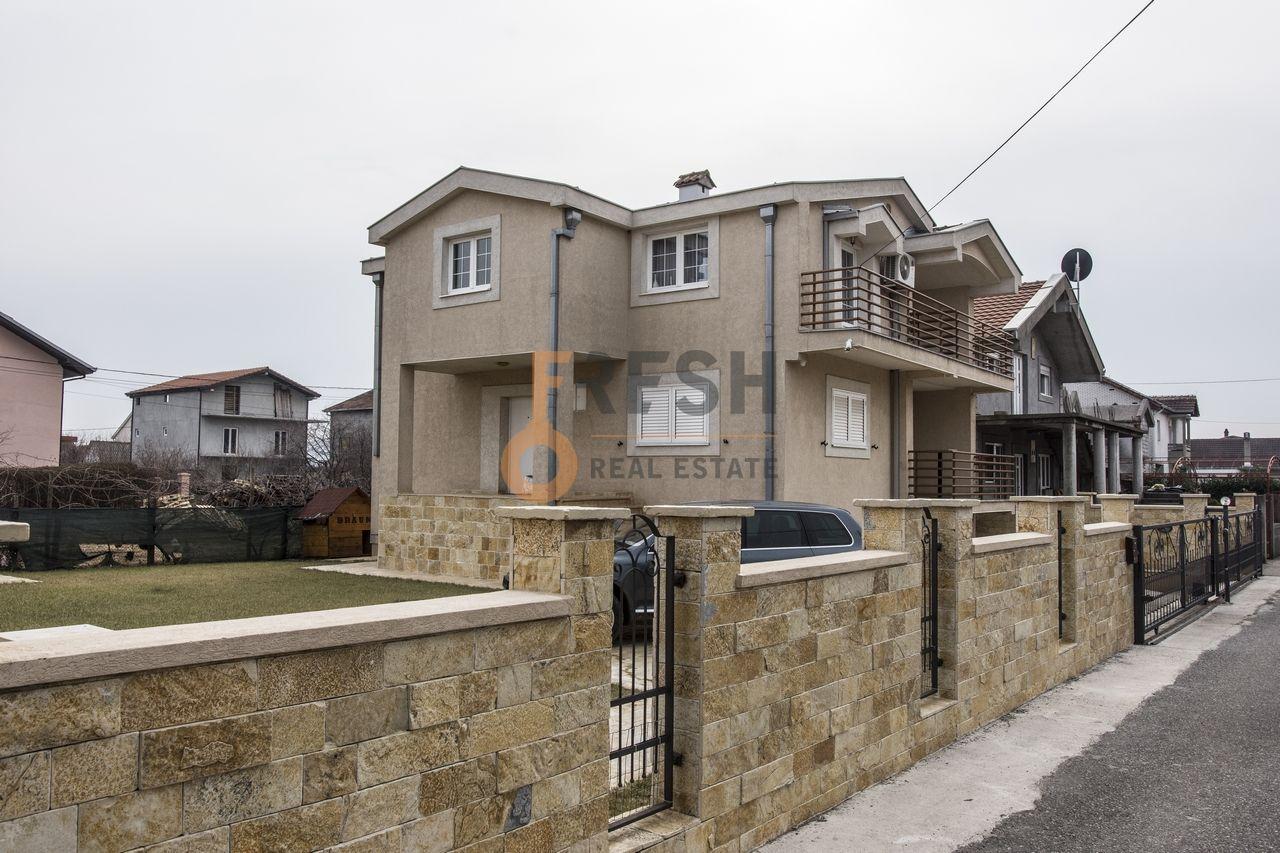 Nova, lux opremljena kuća, 343m2, Gornja Gorica, Izdavanje - 1