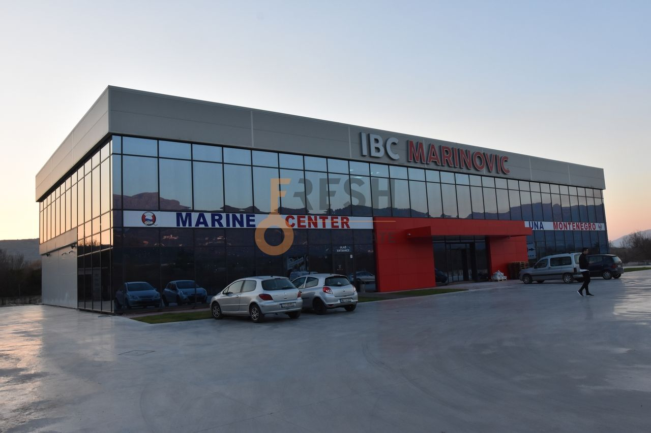 Poslovni prostor, 1000m2, Kotor, Radanovići, Izdavanje - 1