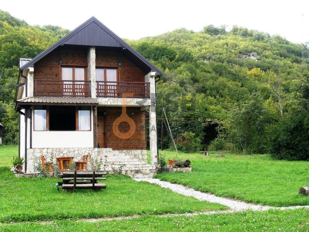 Nova kuća 132m2, Plac 2000m2, Kolašin, Prodaja - 1