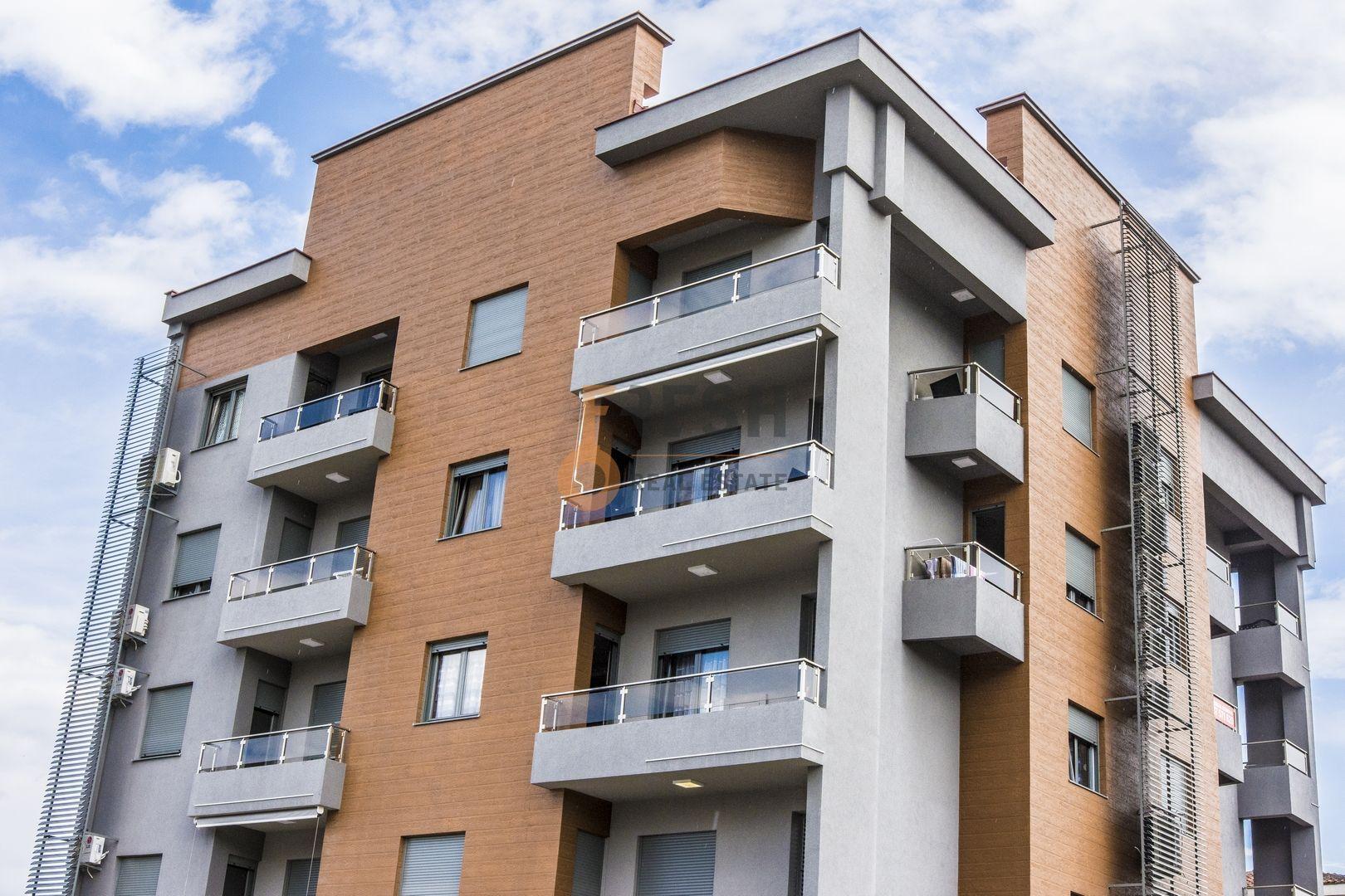 Jednosoban lux namješten stan, 43m2, Ljubović, Izdavanje - 1