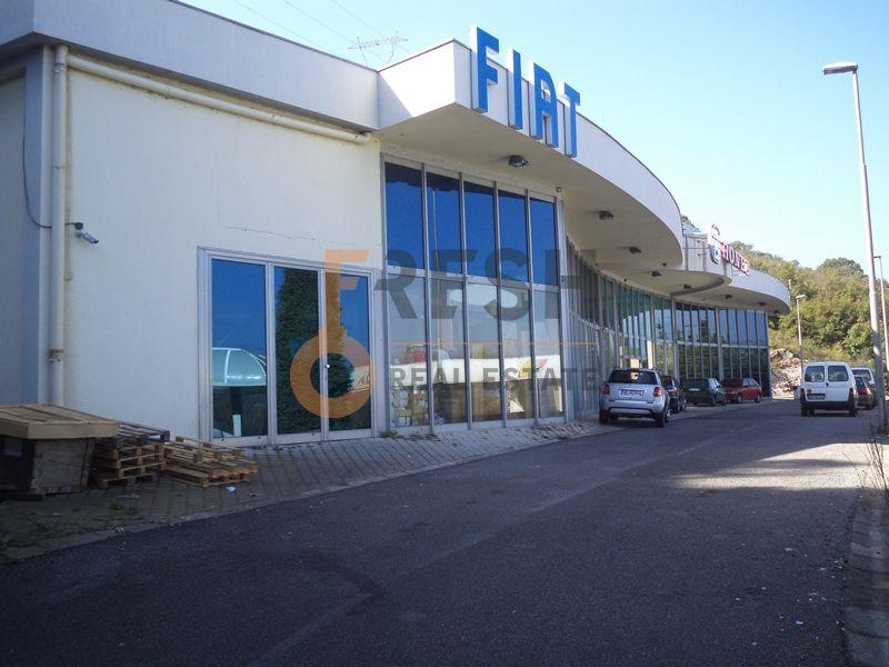 Podgorica, Komani, poslovno-magacinski prostor 700 m2, izdavanje - 1