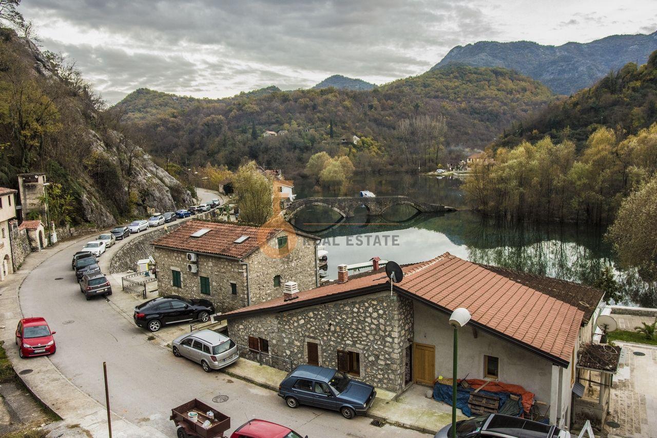 Jednosoban stan, 50m2, Cetinje, Rijeka Crnojevića, Prodaja - 1