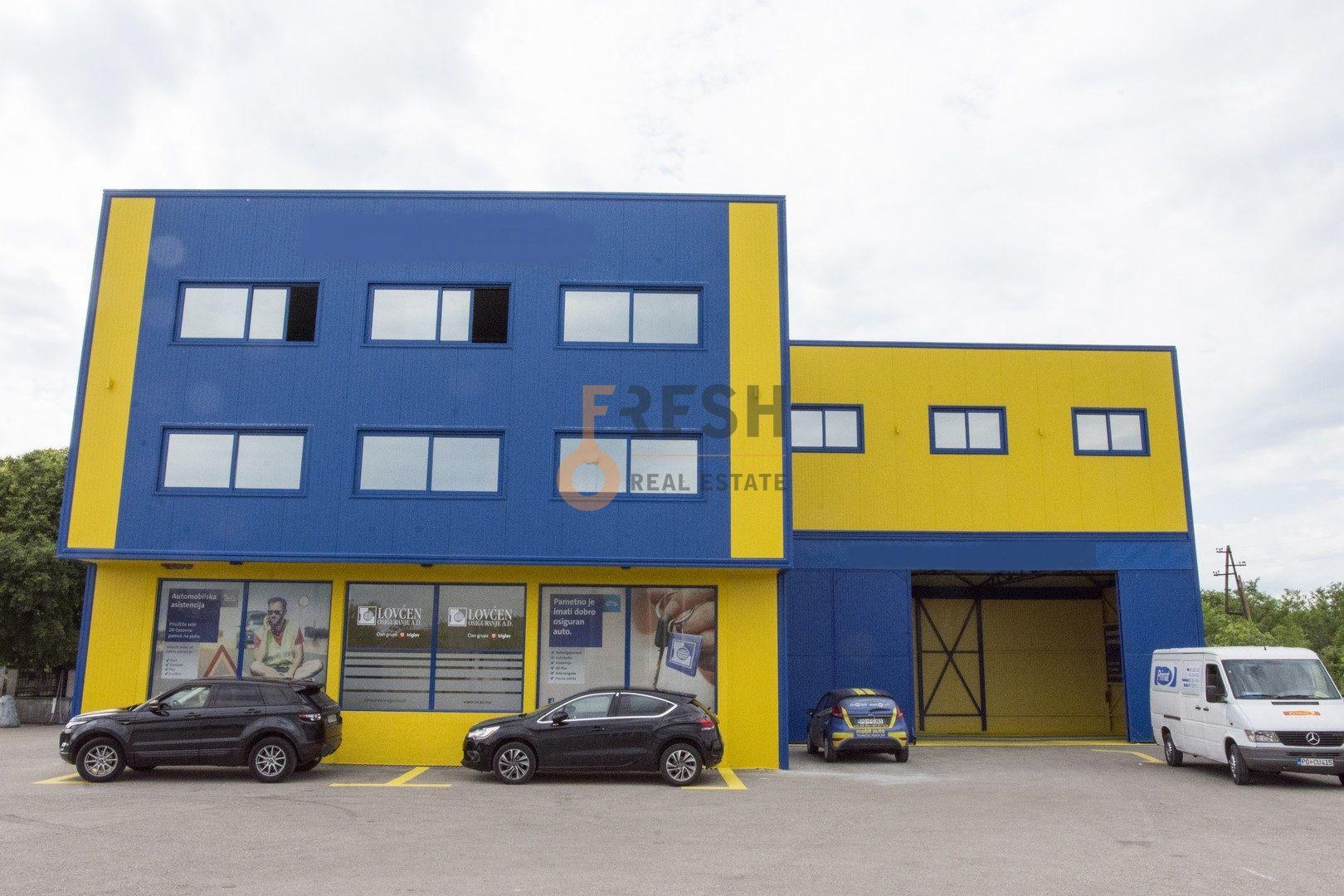 Poslovni prostor, 150m2,, Donja Gorica, Izdavanje - 1