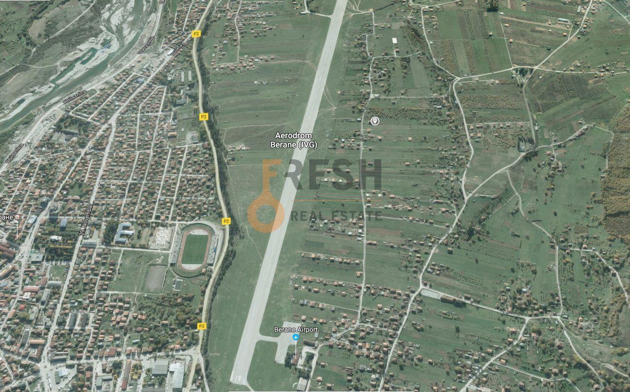 Urbanizovan plac za gradnju kuće, 2.000m2, Berane, Prodaja - 3