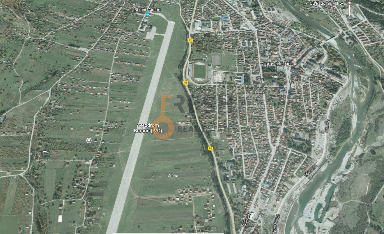 Urbanizovan plac za gradnju kuće, 2.000m2, Berane, Prodaja - 4