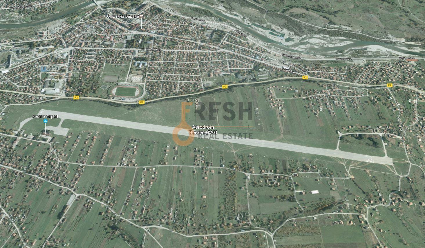 Urbanizovan plac za gradnju kuće, 2.000m2, Berane, Prodaja - 5