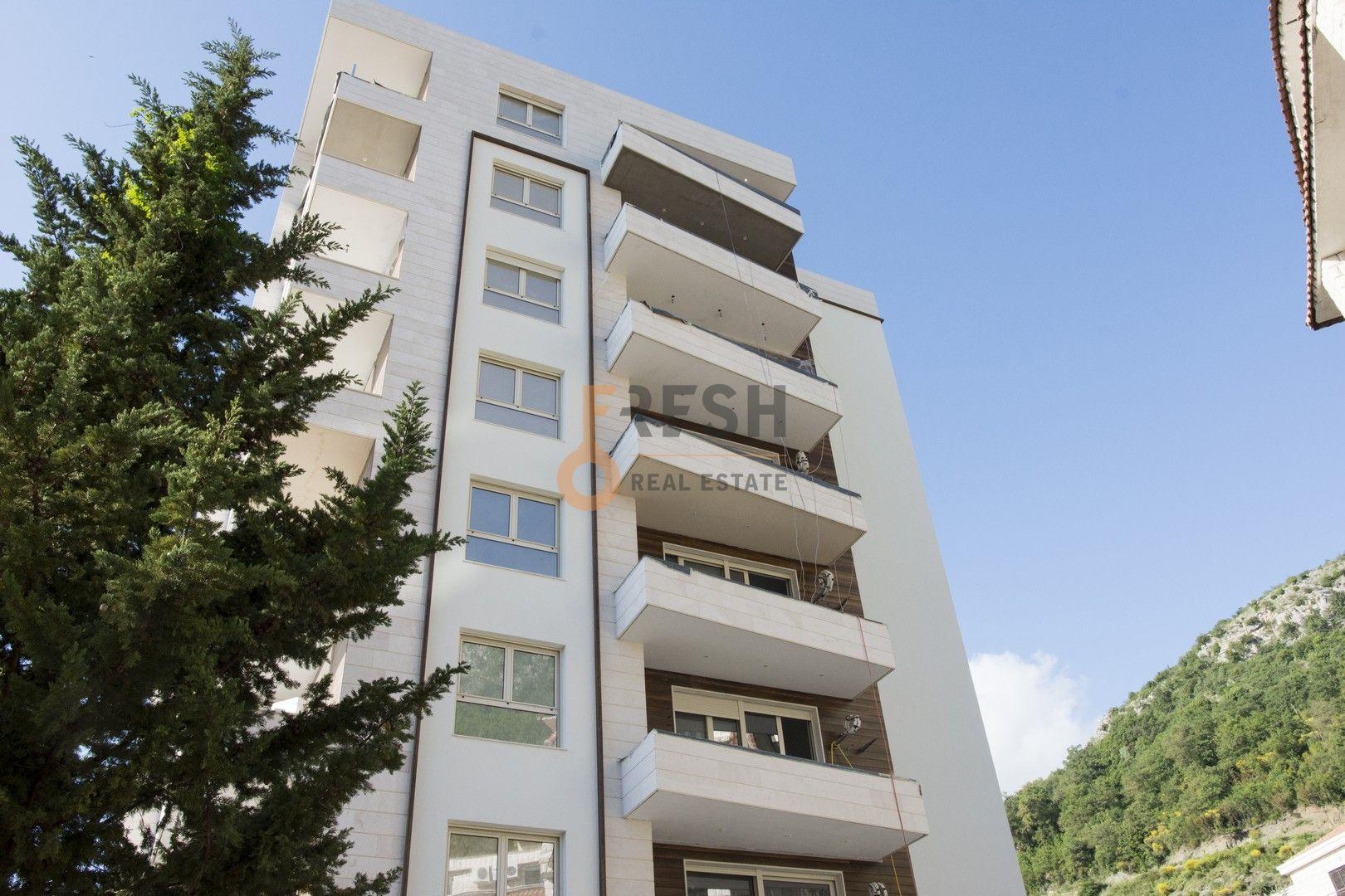 Lux jednosoban stan, 48m2, Rafailovići, Prodaja - 1