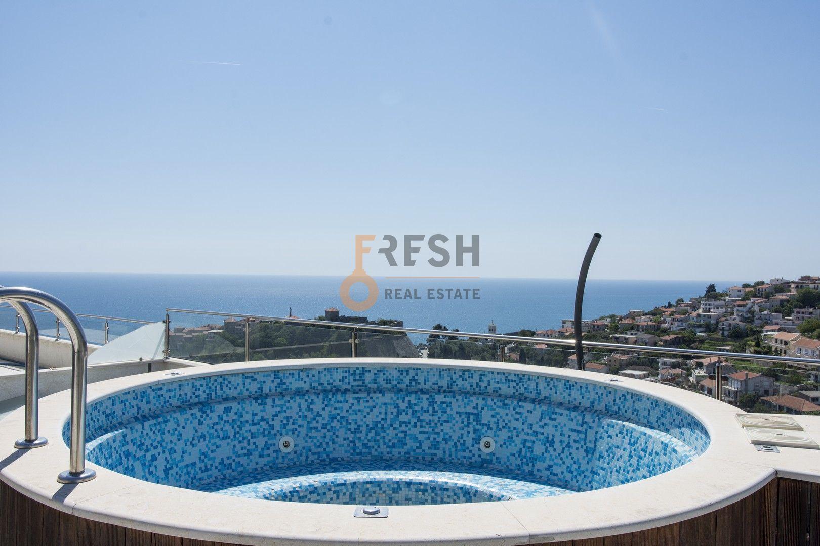 Jednosoban stan sa pogledom na more, 72m2, Ulcinj, Prodaja - 18