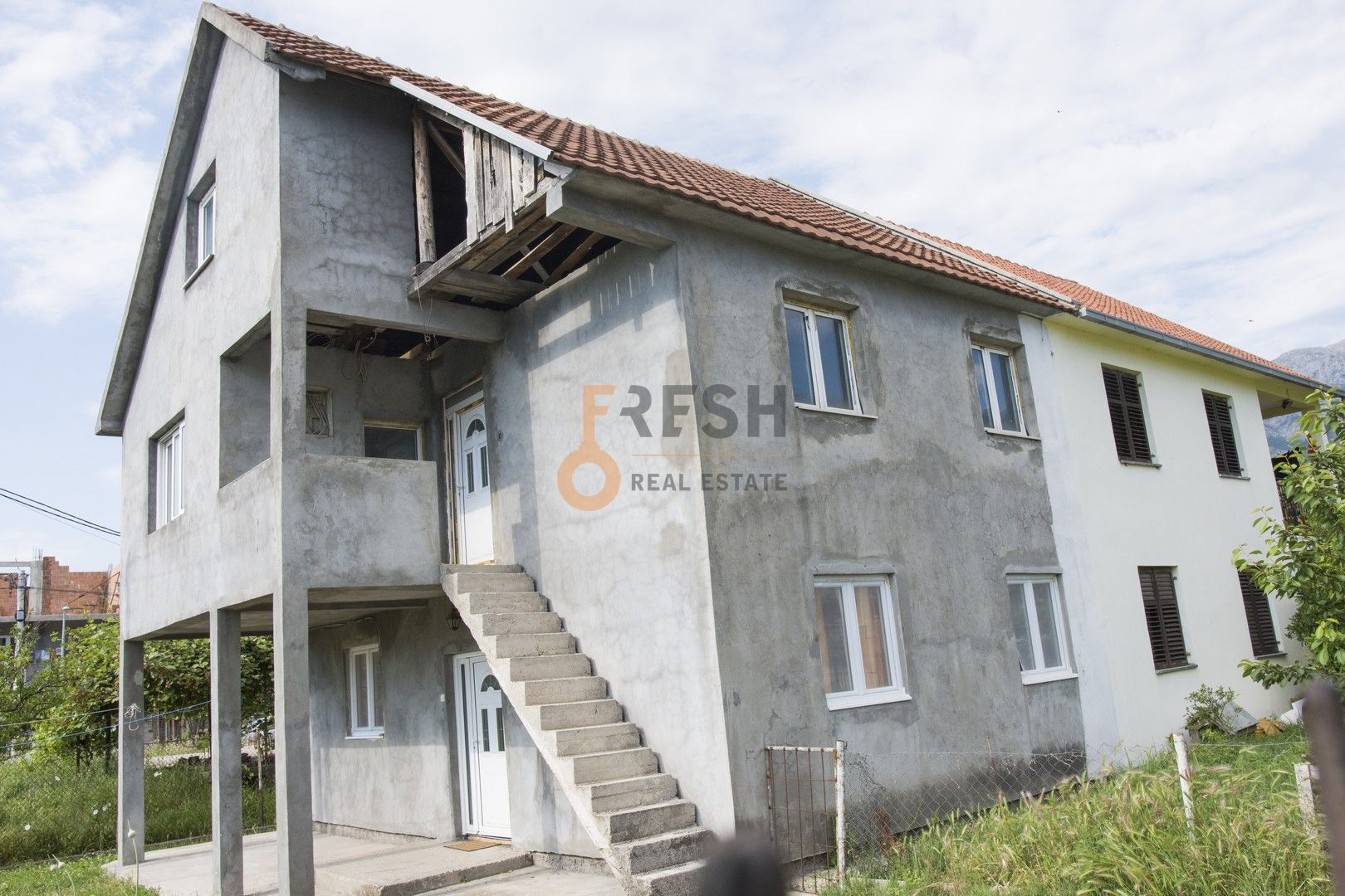 Kuća, 133m2, Polje, Bar, Prodaja - 1