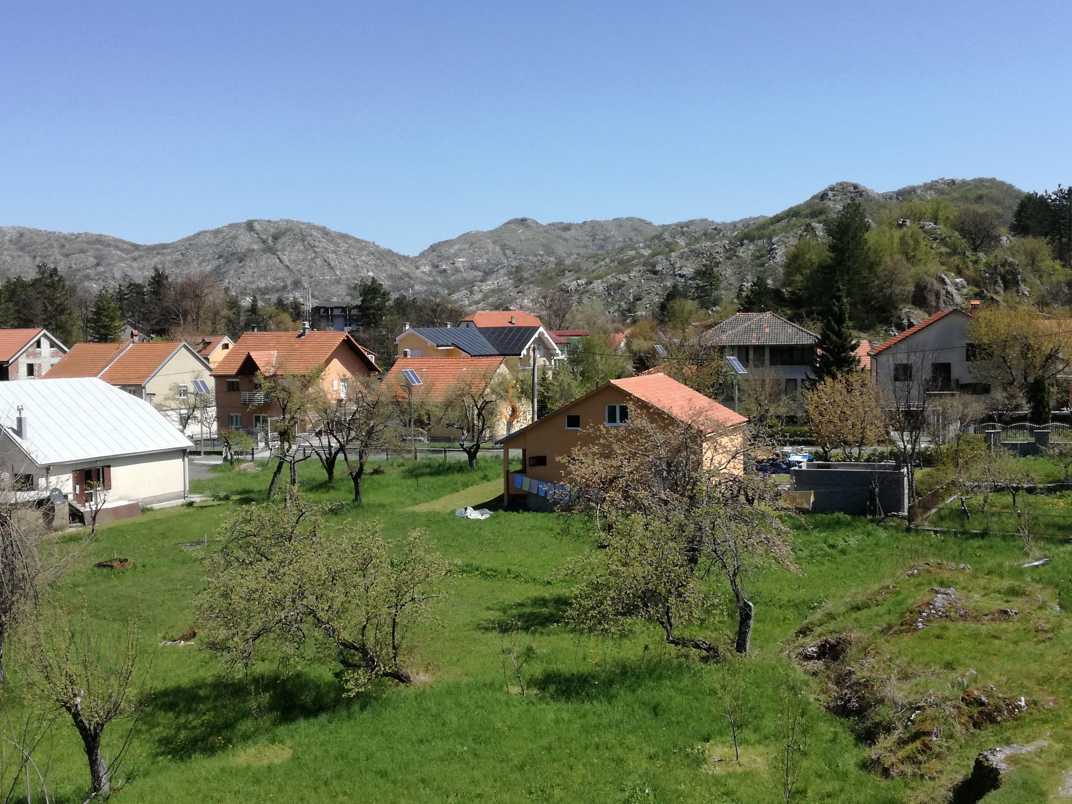 Urbanizovano građevinsko zemljište, 2.158m2, Cetinje, Prodaja - 1