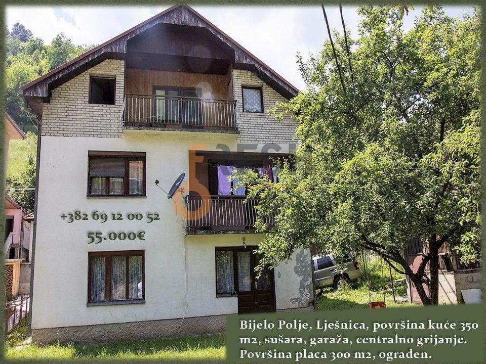 Kuća, 350m2, Bijelo Polje, Prodaja - 1