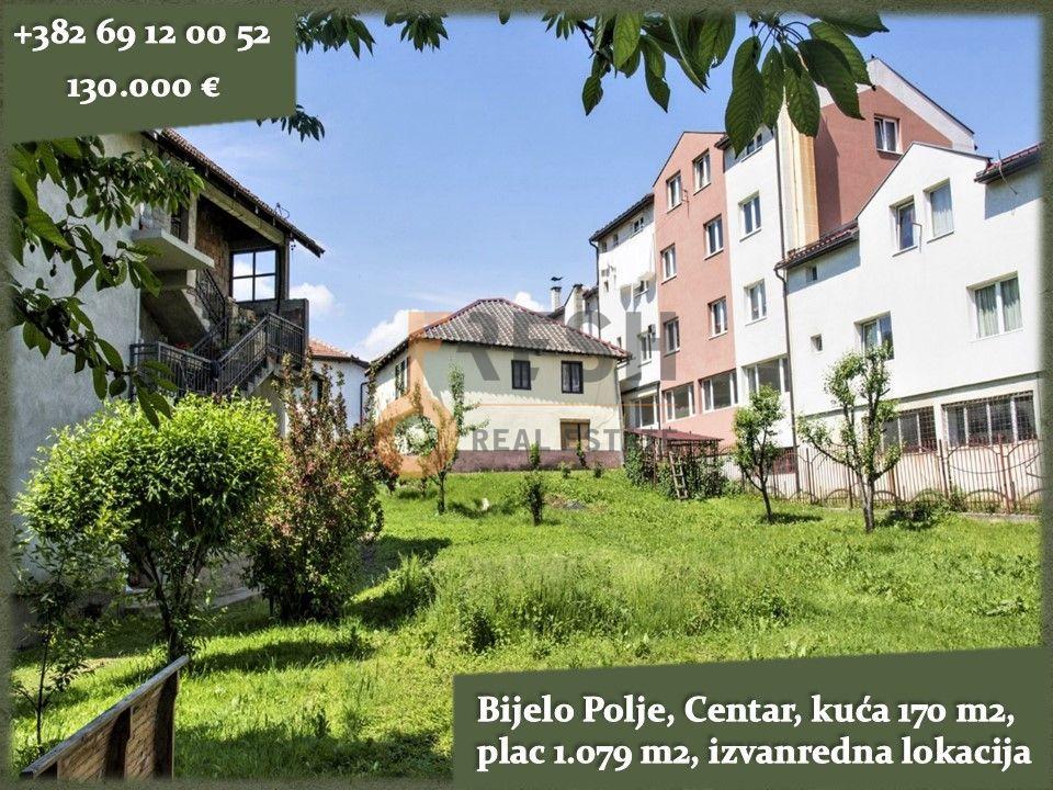 Kuća, 170m2, Bijelo Polje, Centar, Prodaja - 1