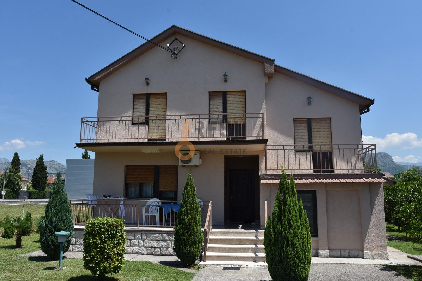 Kuća 180m2, Plac 738m2, Masline, Prodaja - 1