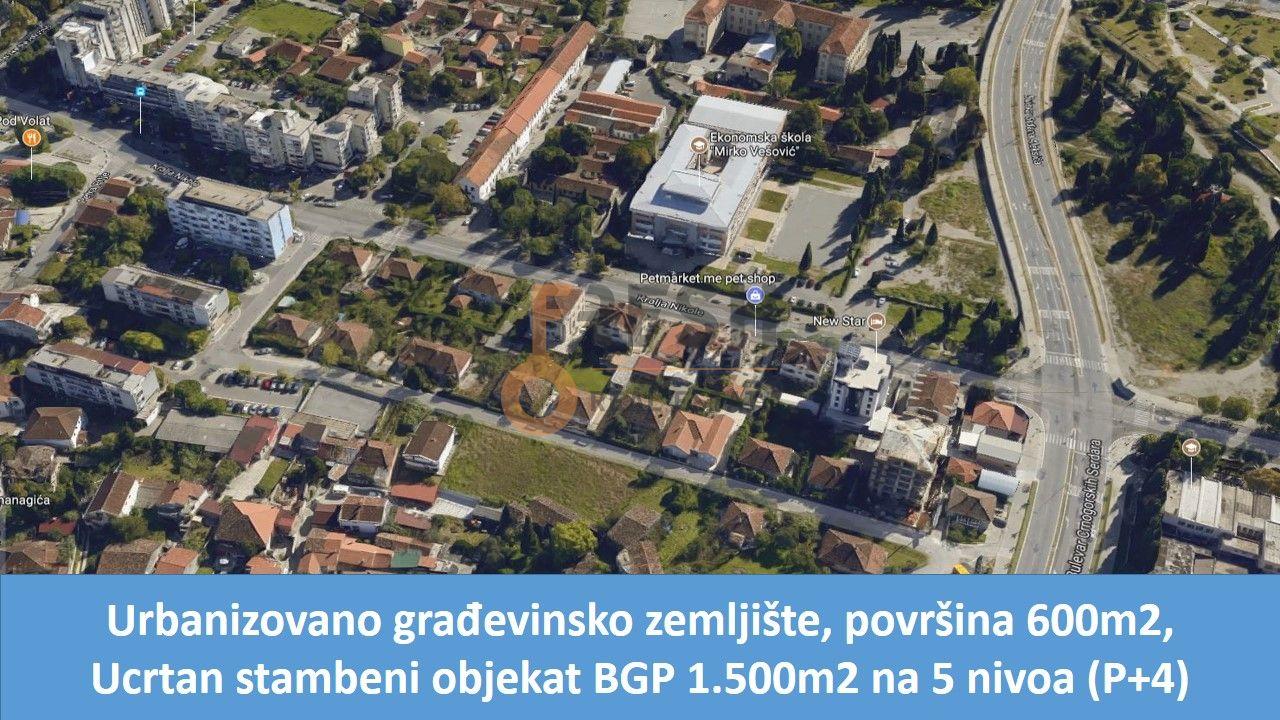 Urbanizovano građevinsko zemljište, Stara Varoš - 1