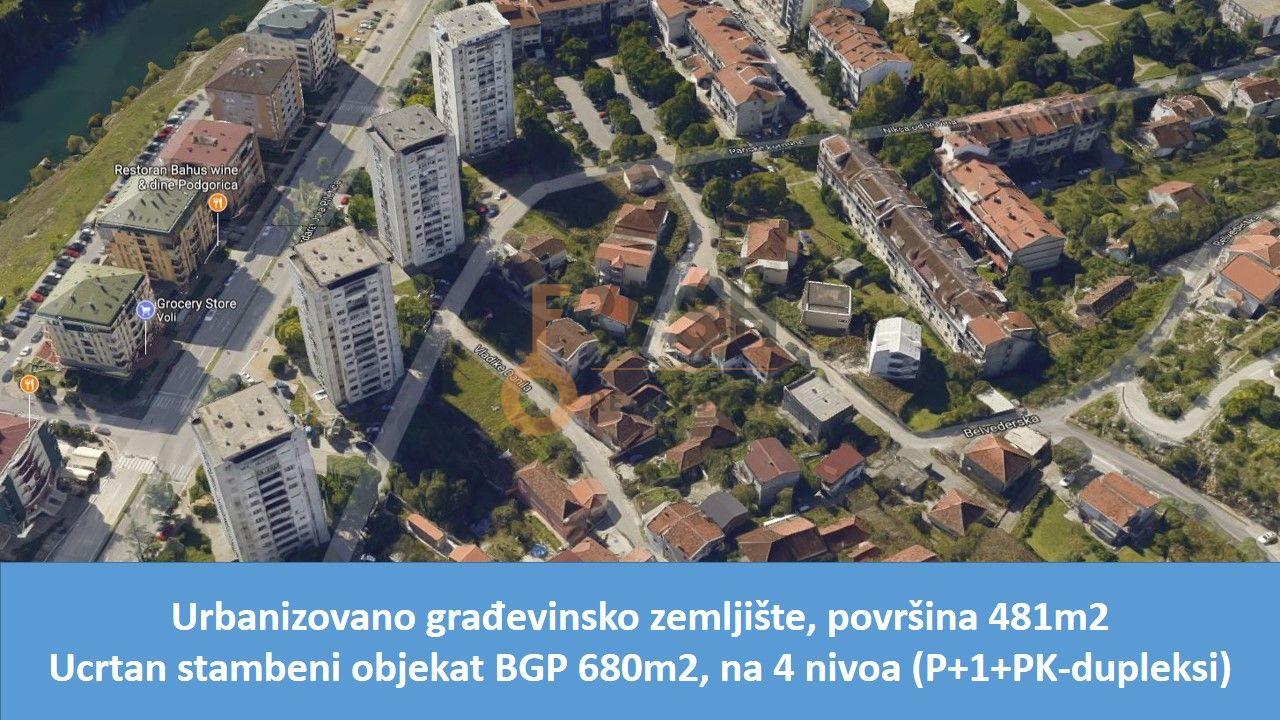 Urbanizovano građevinsko zemljište za izgradnju stambenog objekta - 1