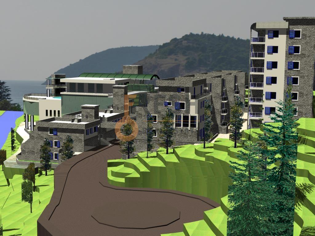 Urbanizovano građevinsko zemljište za gradnju hotelskog kompleksa, Sutomore - 9