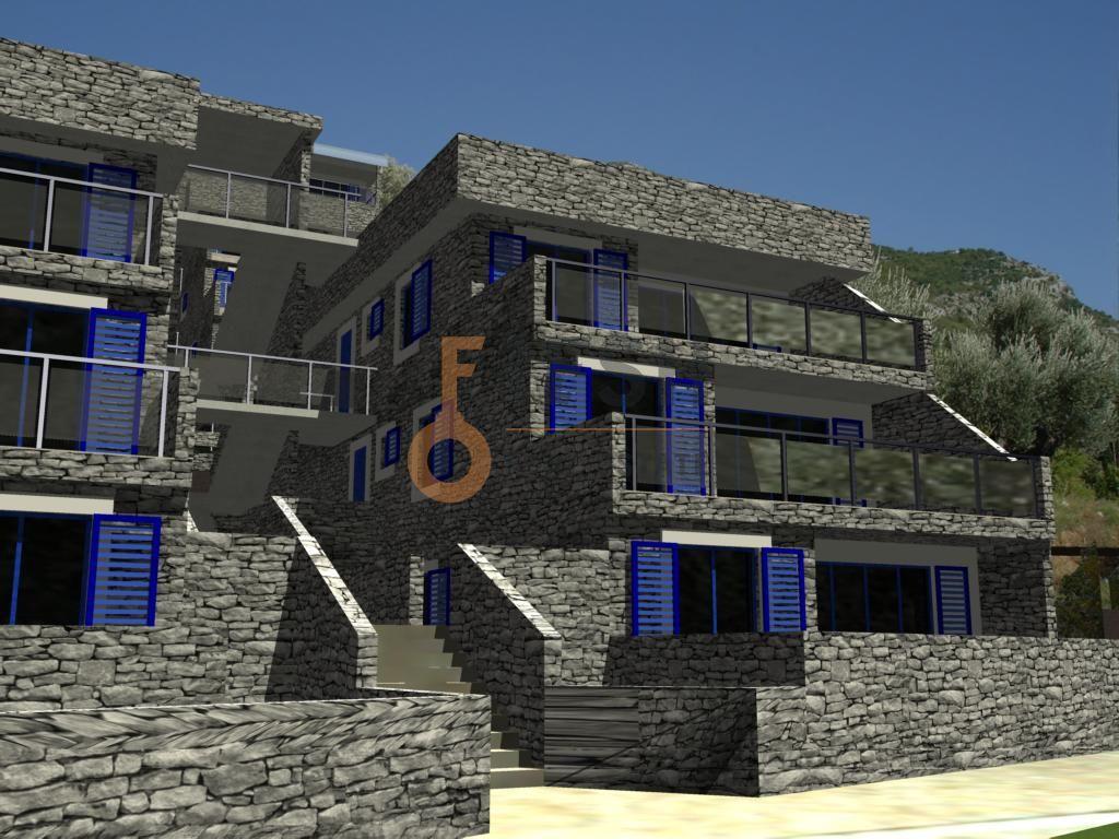 Urbanizovano građevinsko zemljište za gradnju hotelskog kompleksa, Sutomore - 10