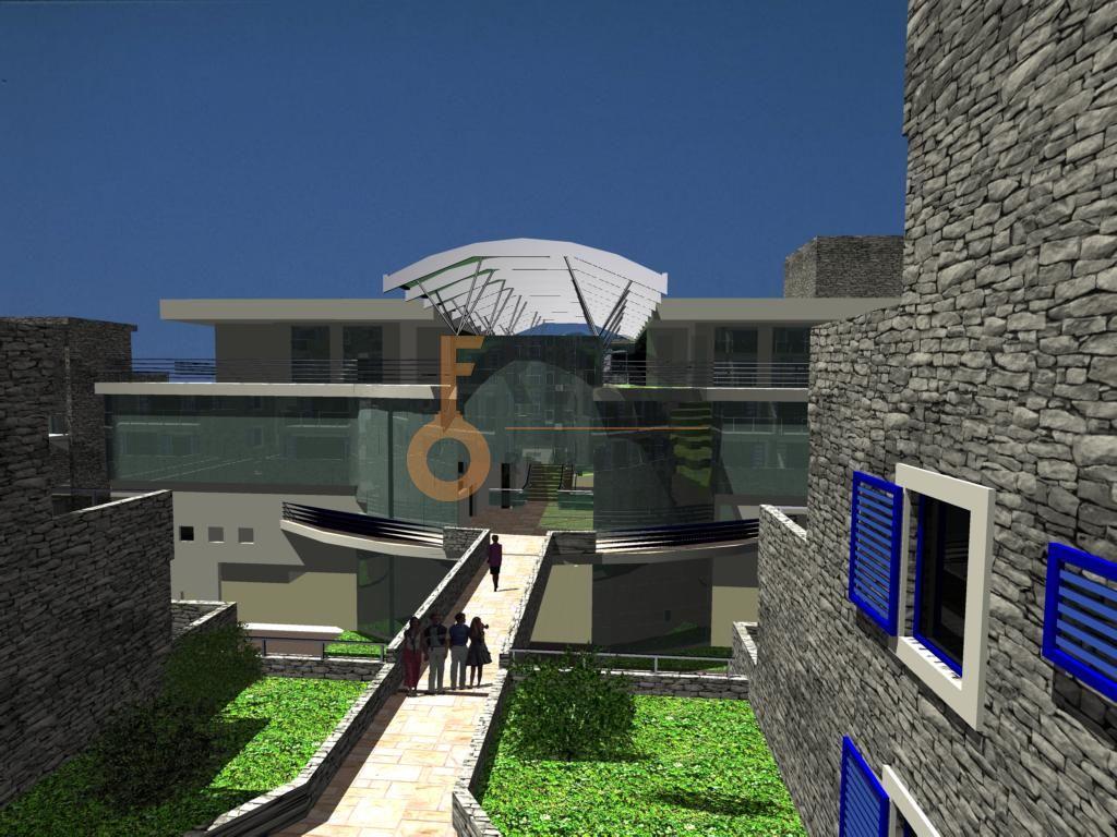 Urbanizovano građevinsko zemljište za gradnju hotelskog kompleksa, Sutomore - 11