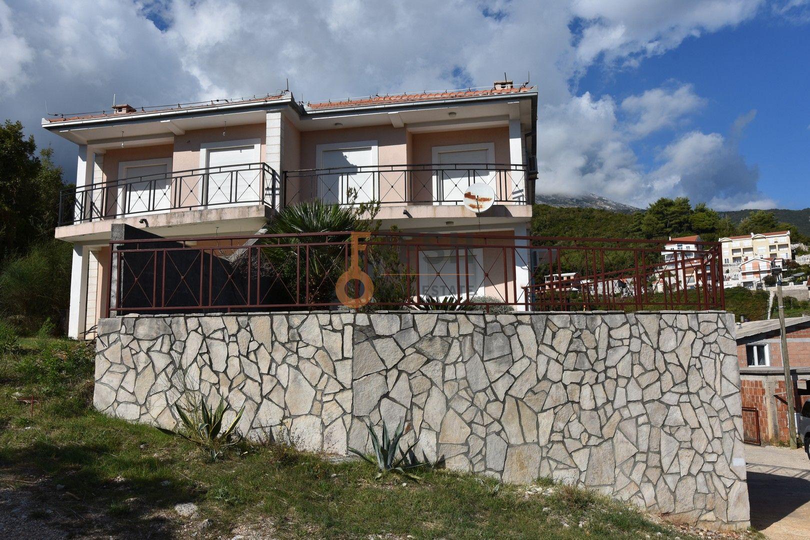 Kuća 100 m2 sa pogledom na more, Herceg Novi, Prodaja - 1