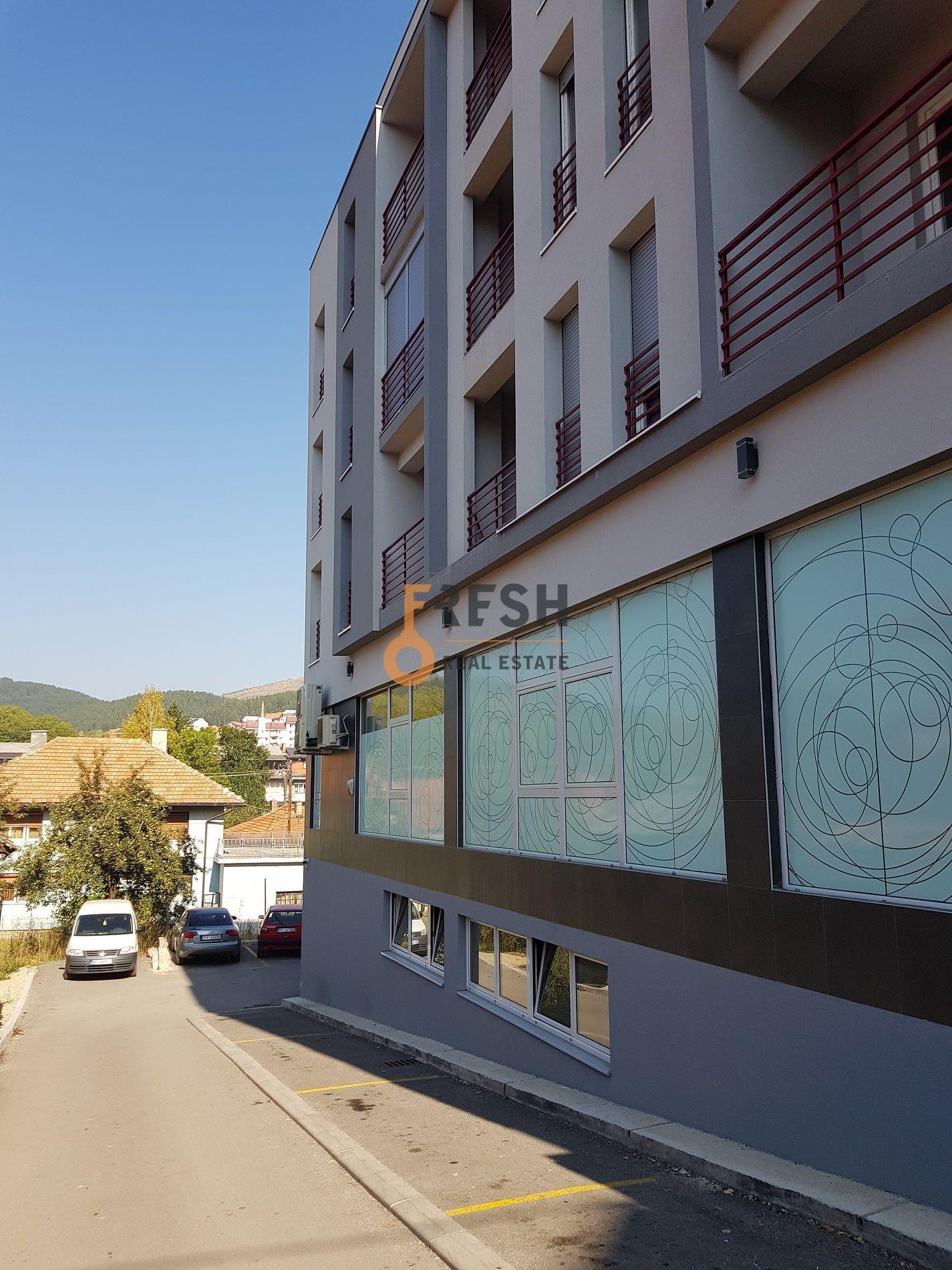 Jednosoban stan 45 m2, Centar, Pljevlja, Prodaja - 1