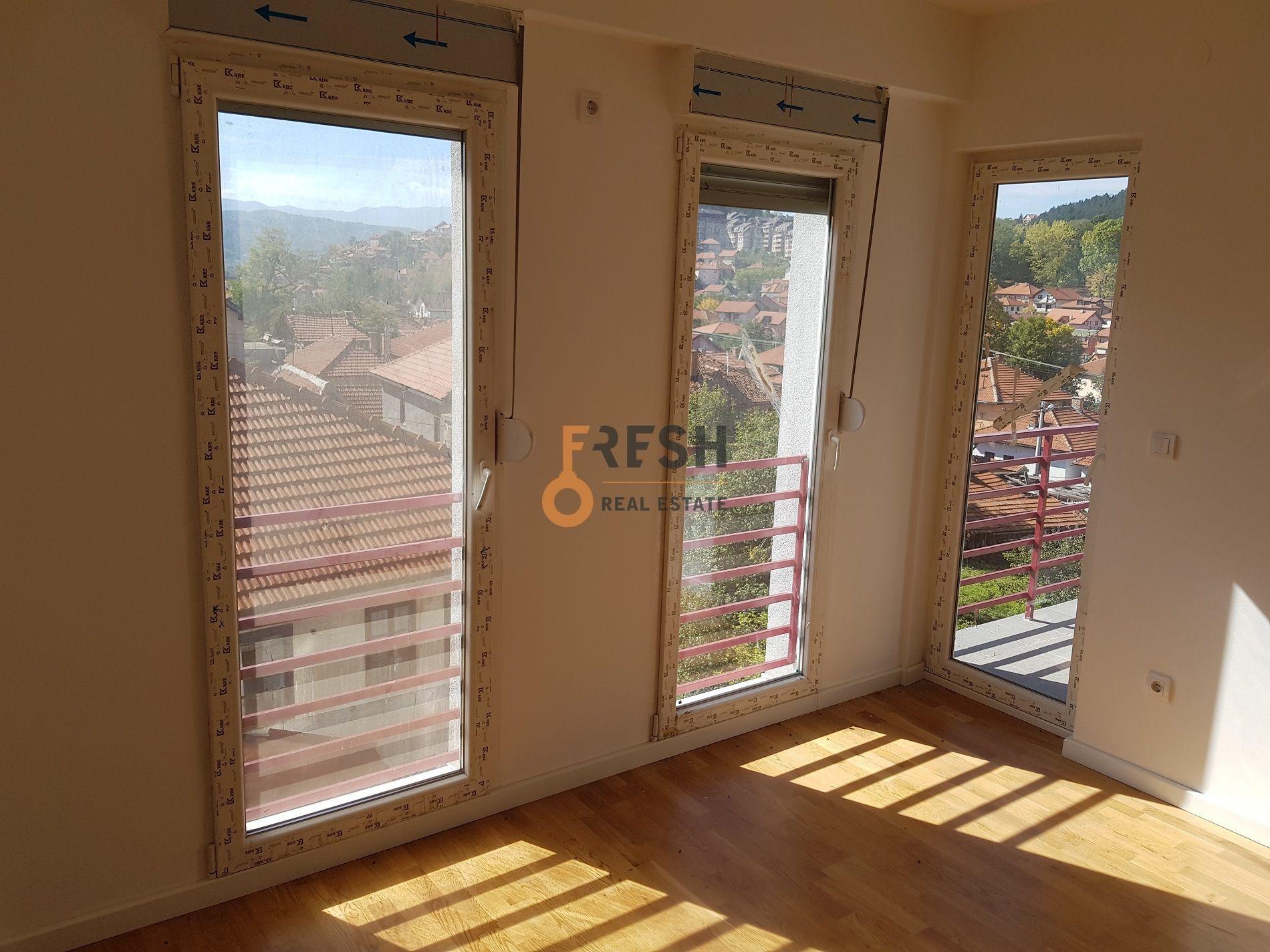 Jednosoban stan 45 m2, Centar, Pljevlja, Prodaja - 9