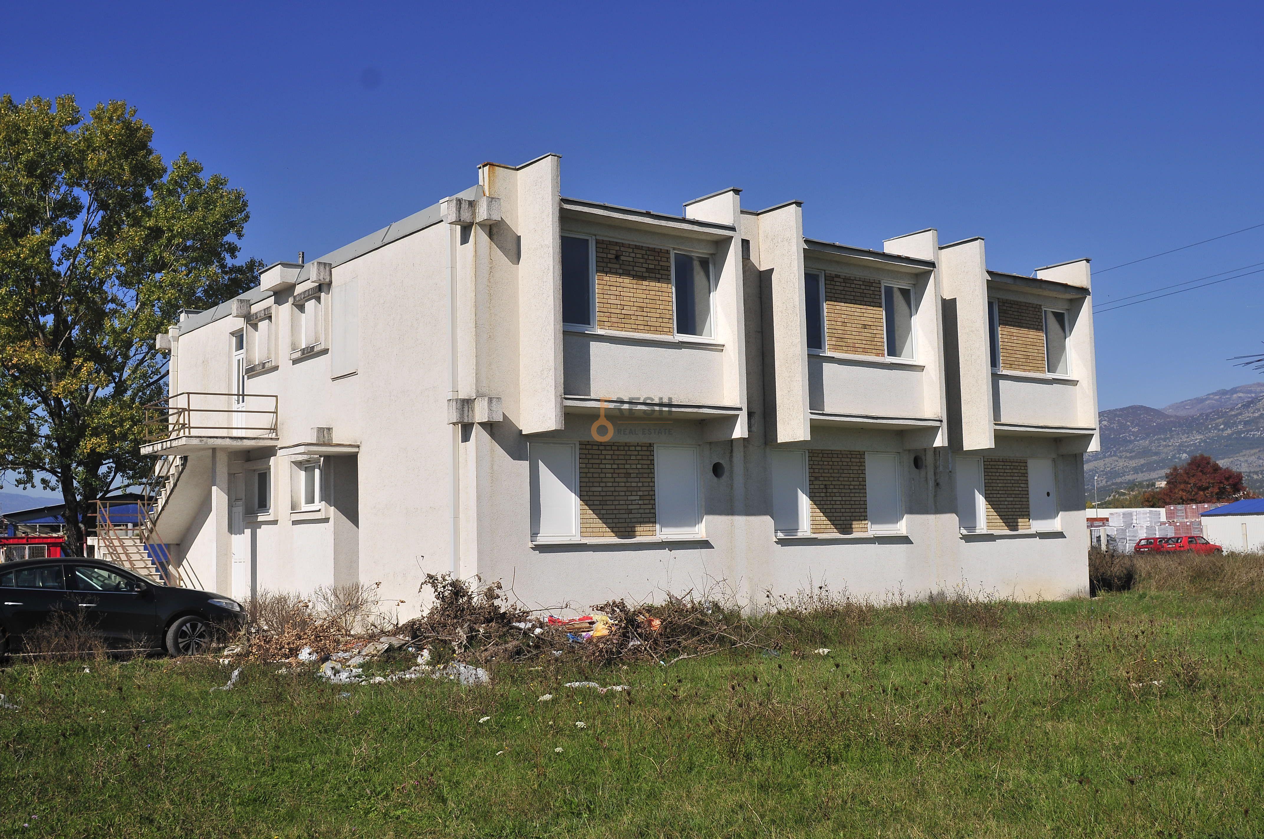 Polovni prostor, 800 m2, Spuz, Prodaja - 1