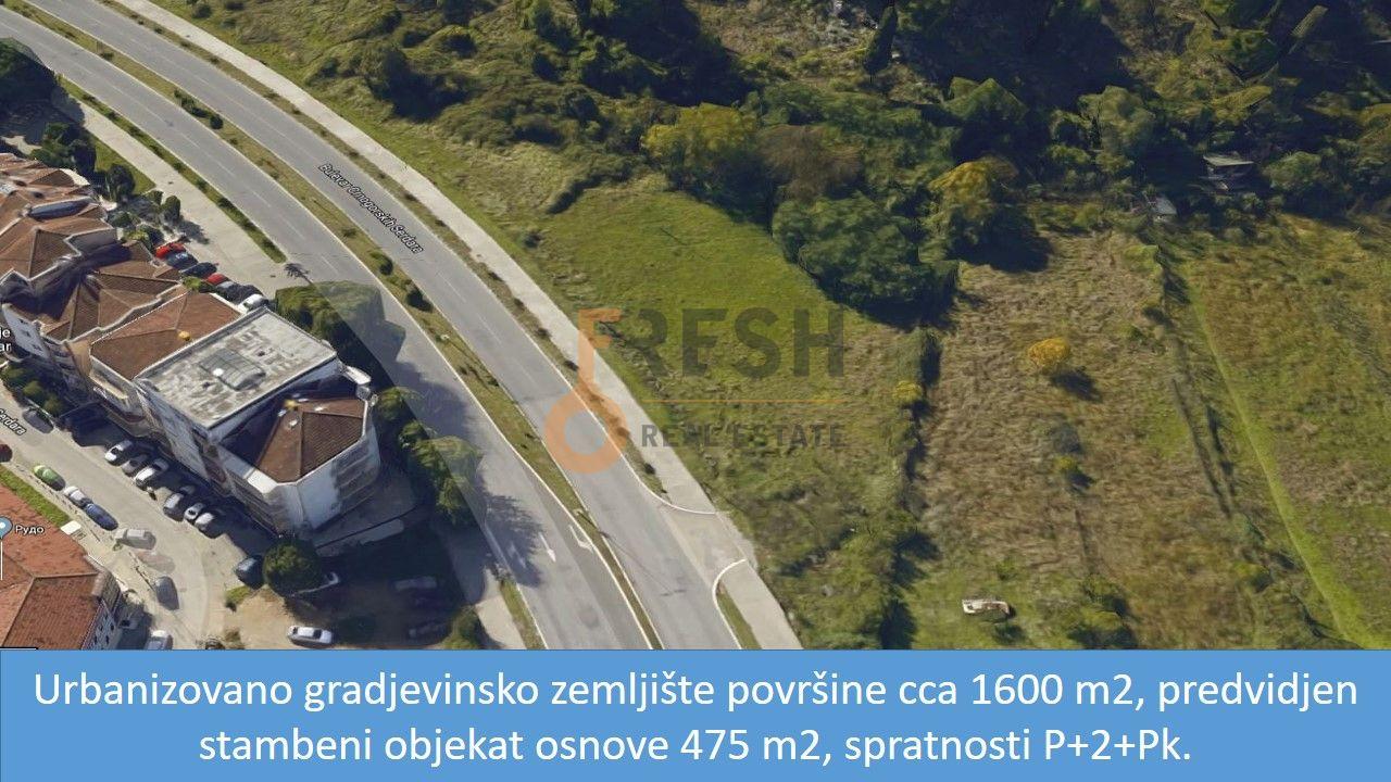 Plac za gradnju stambenog objekta, Ljubović, Prodaja - 1