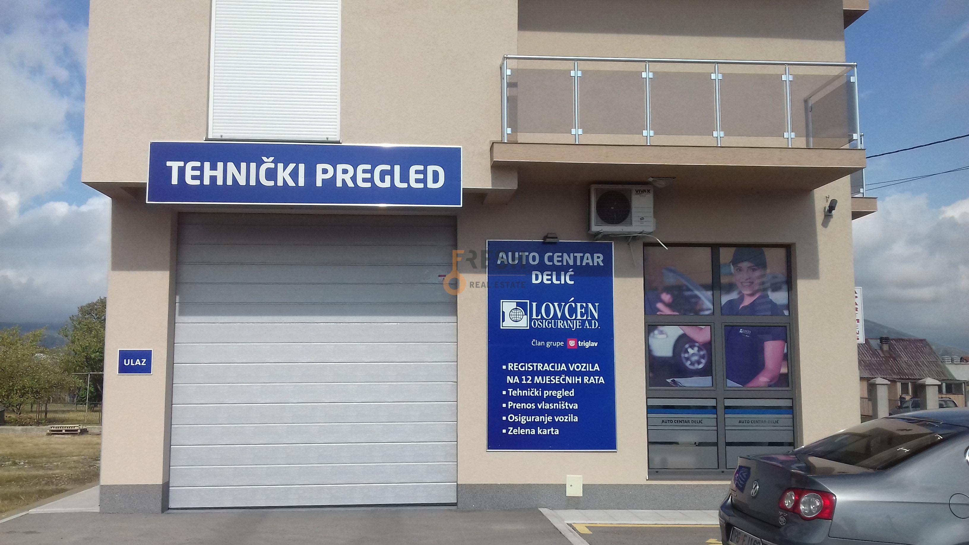 Poslovni prostor, Nikšić, Izdavanje - 1