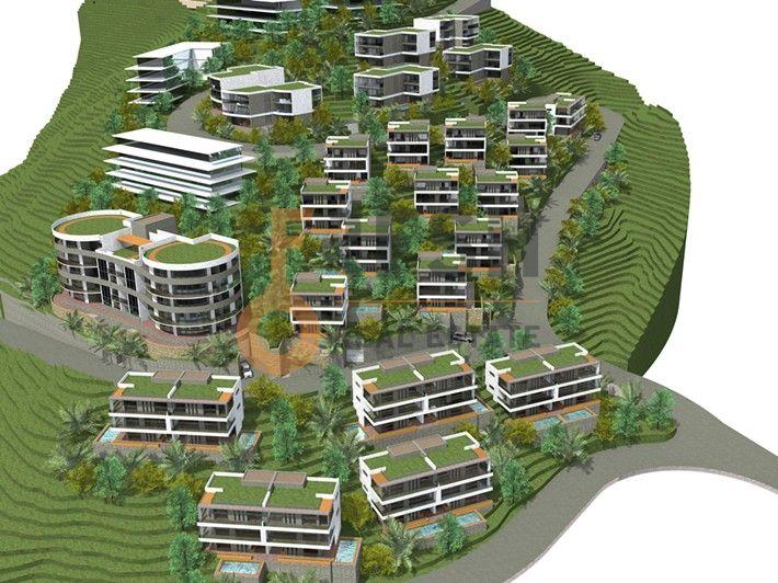 Urbanizovano građevinsko zemljište, 32.000m2, Budva, Prodaja - 18