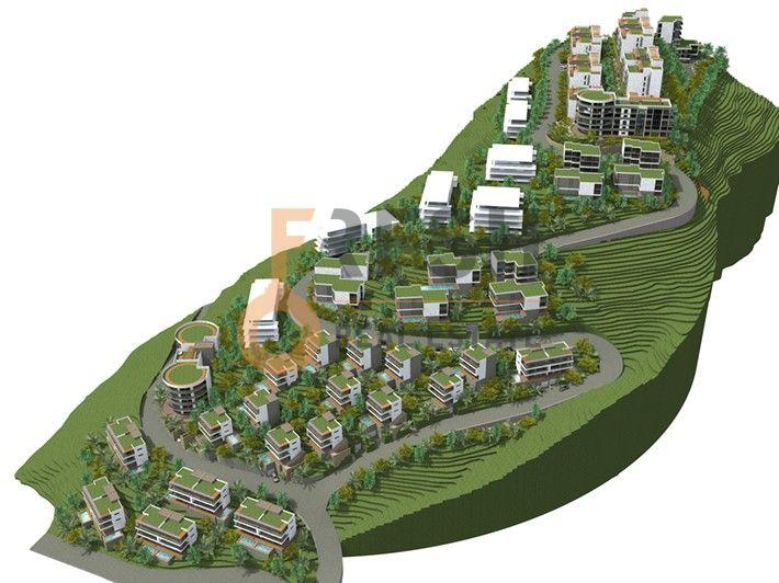 Urbanizovano građevinsko zemljište, 32.000m2, Budva, Prodaja - 19