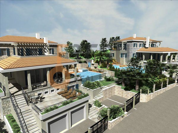 Urbanizovano građevinsko zemljište, 32.000m2, Budva, Prodaja - 4