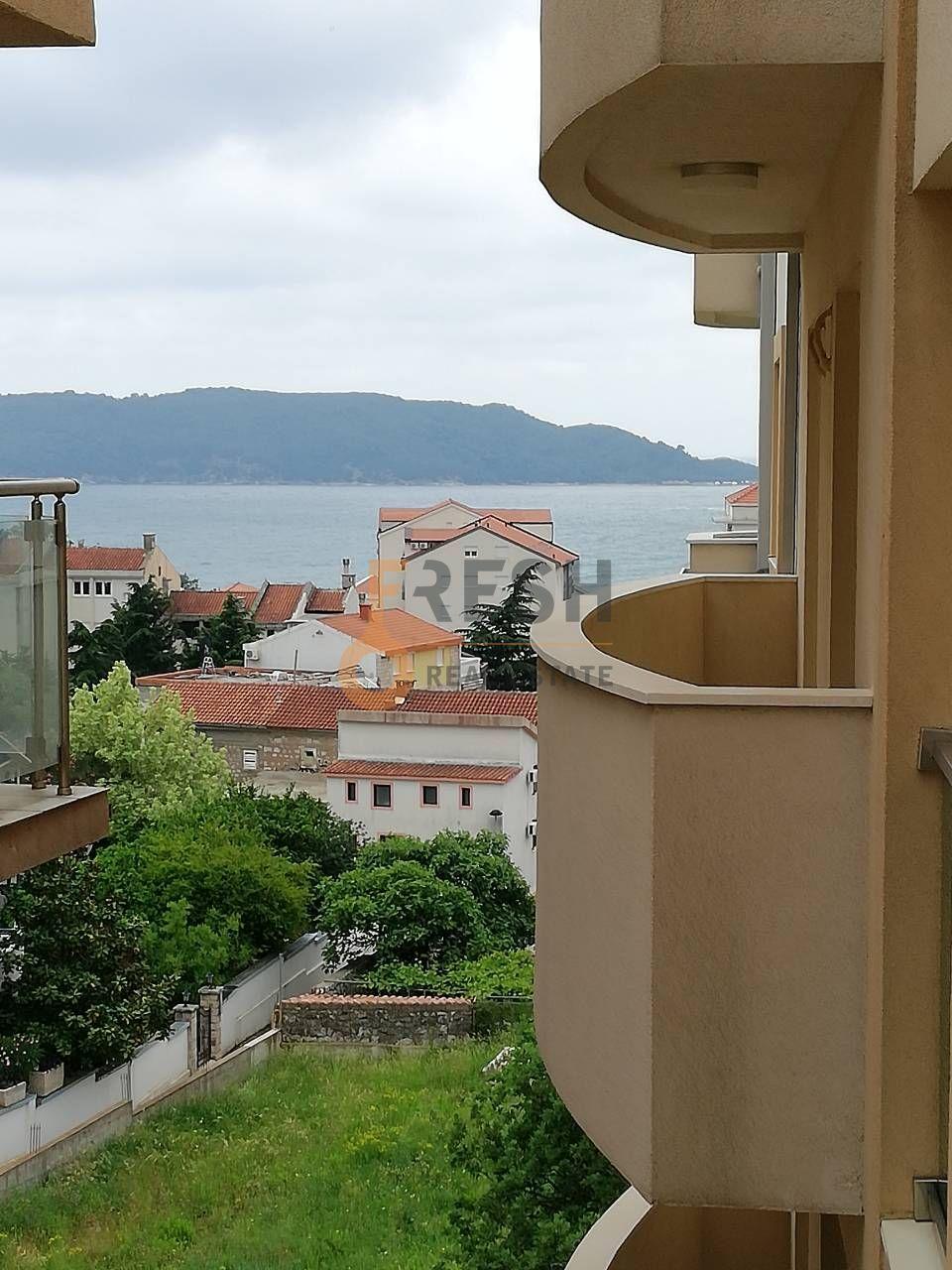 Dvosobni lux opremljeni stanovi, 76 m2, Budva - Bečići, Prodaja - 1