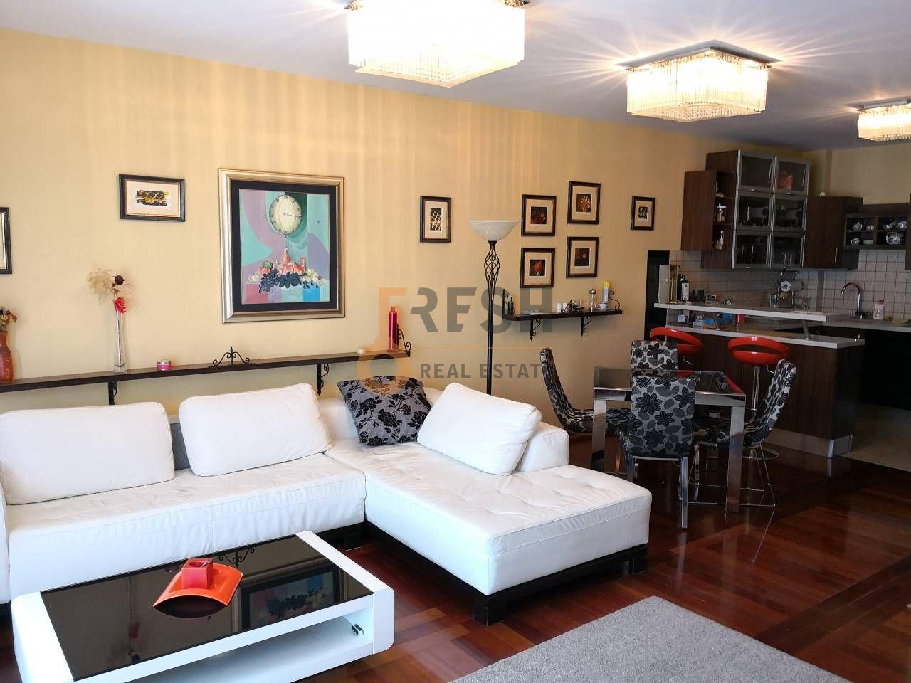 Trosoban lux namješten stan, 109m2, Gorica C, Prodaja - 7