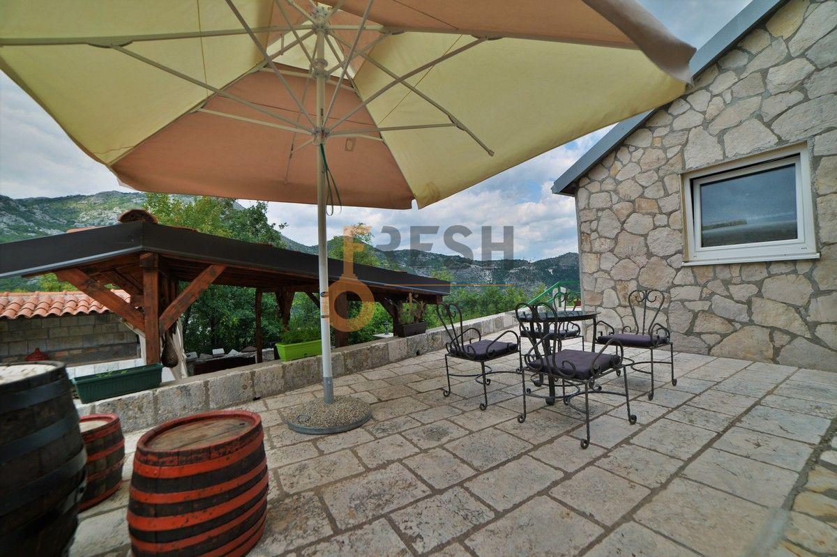 Kuća / restoran sa apartmanom, 104 m2, Cetinje, prodaja - 12