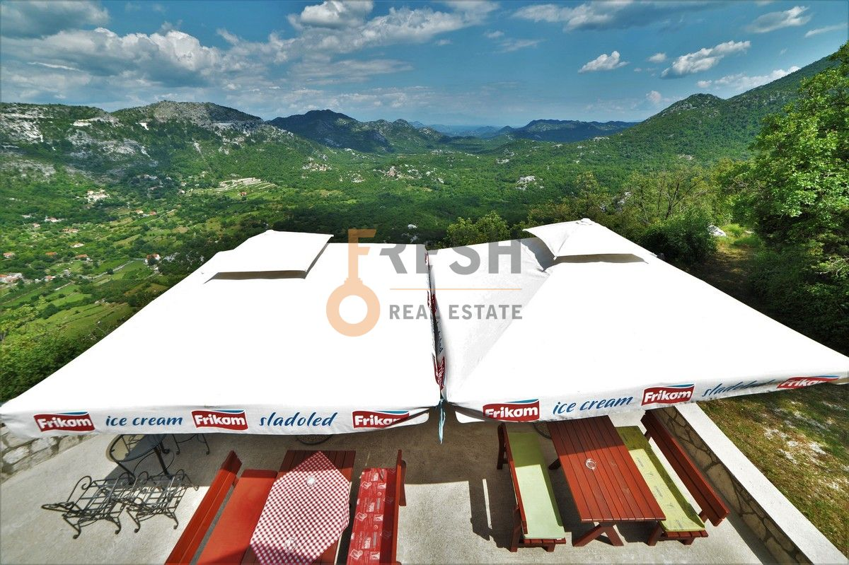 Kuća / restoran sa apartmanom, 104 m2, Cetinje, prodaja - 16