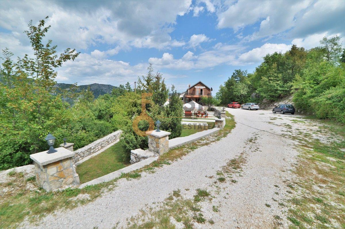 Kuća / restoran sa apartmanom, 104 m2, Cetinje, prodaja - 27