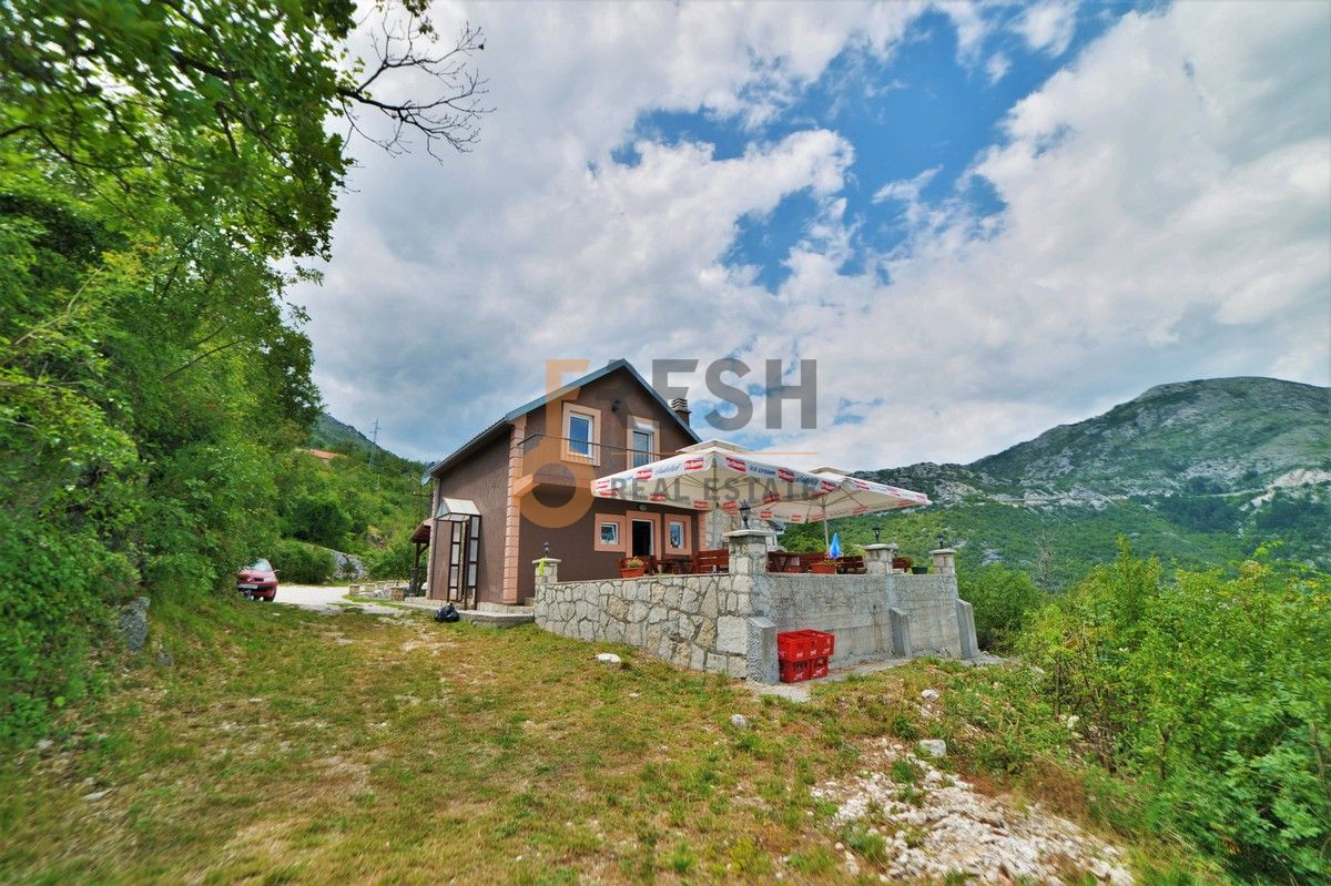 Kuća / restoran sa apartmanom, 104 m2, Cetinje, prodaja - 2