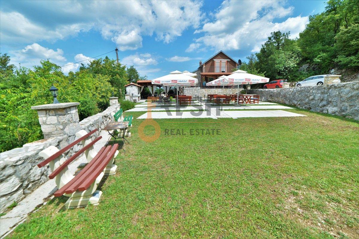 Kuća / restoran sa apartmanom, 104 m2, Cetinje, prodaja - 3