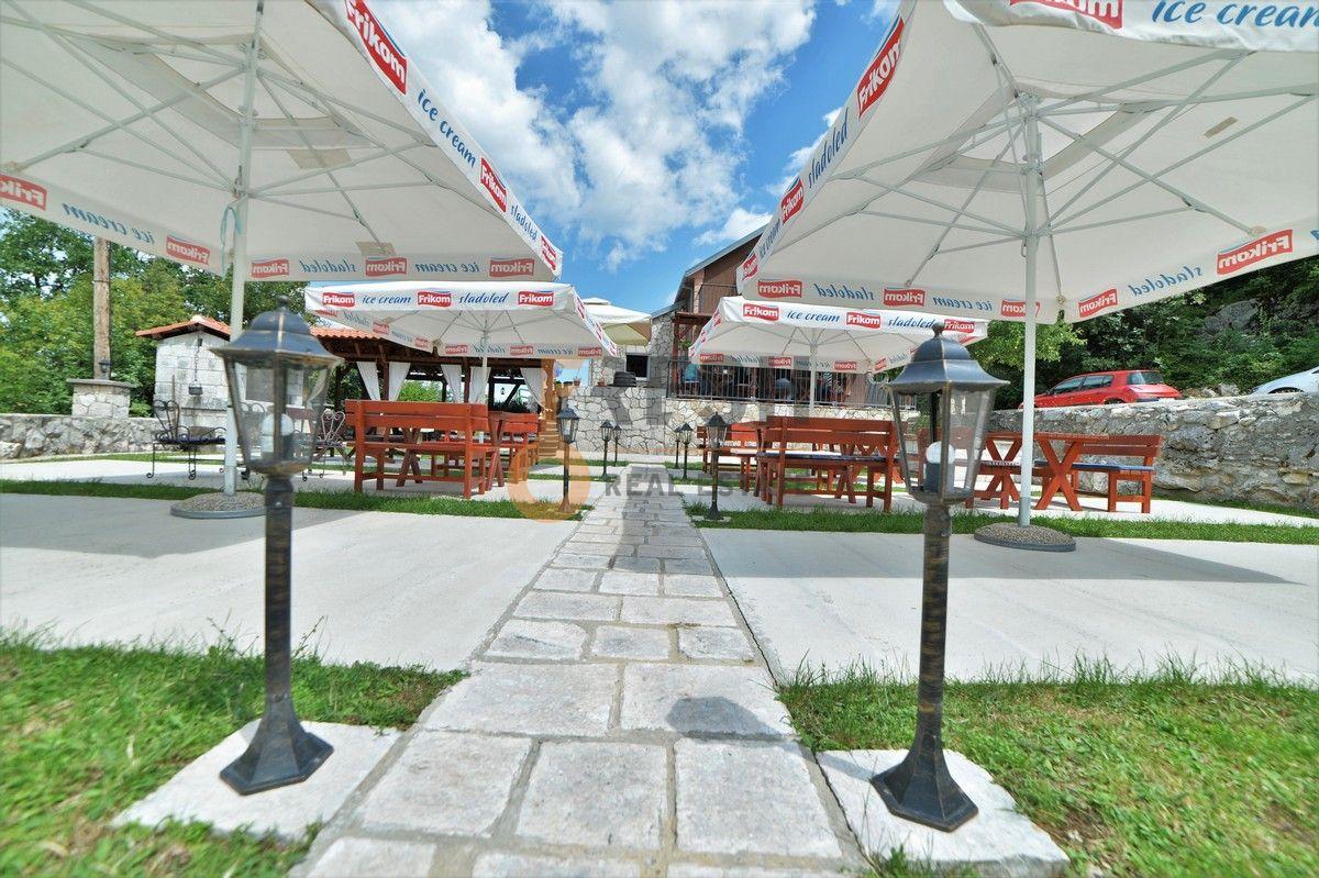 Kuća / restoran sa apartmanom, 104 m2, Cetinje, prodaja - 4