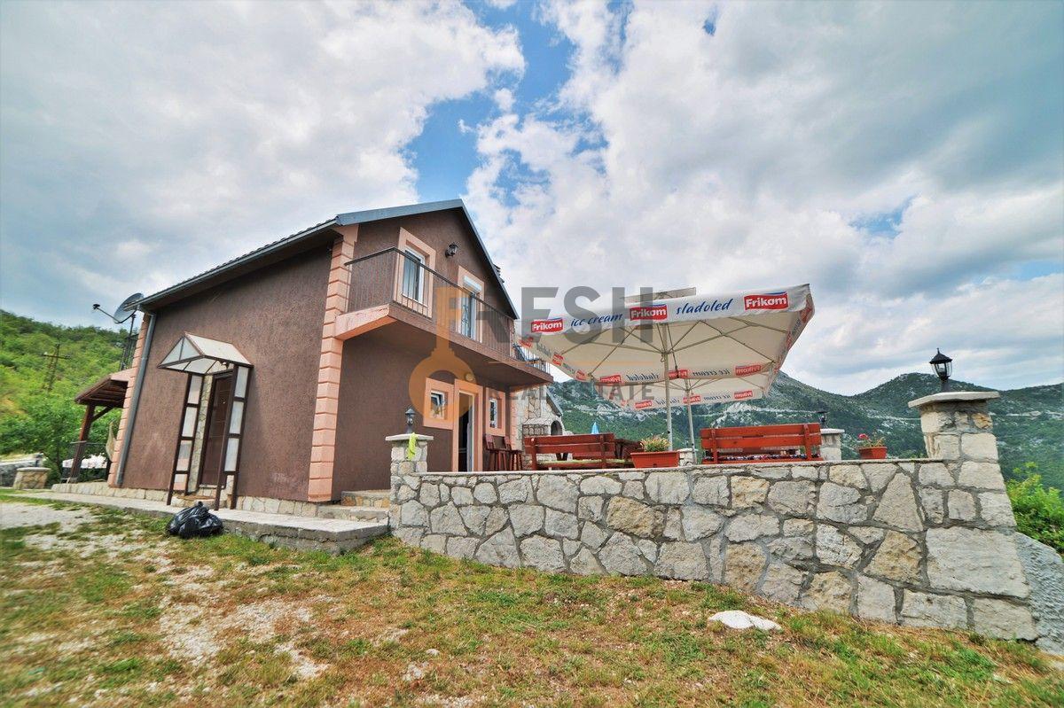 Kuća / restoran sa apartmanom, 104 m2, Cetinje, prodaja - 6