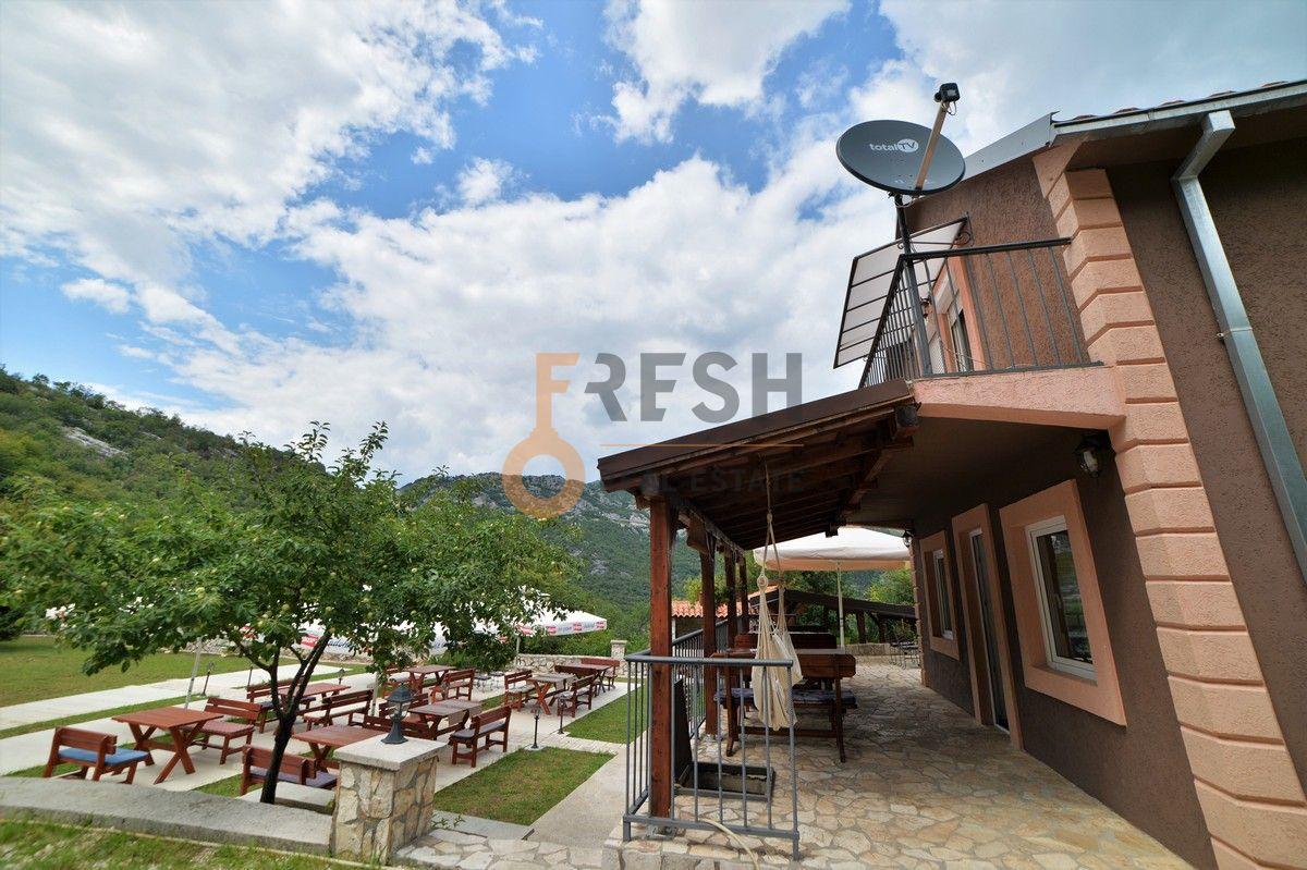 Kuća / restoran sa apartmanom, 104 m2, Cetinje, prodaja - 7