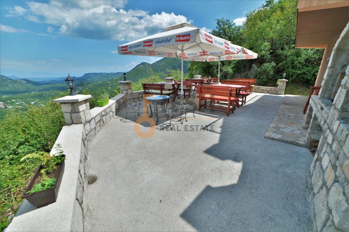 Kuća / restoran sa apartmanom, 104 m2, Cetinje, prodaja - 8
