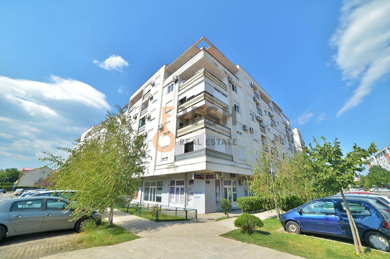 Jednosoban stan, 40m2, Blok IX, Izdavanje - 1