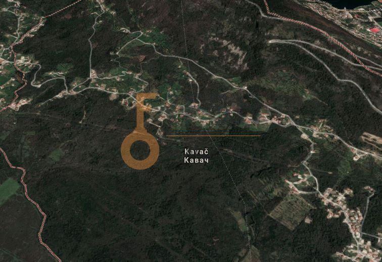 Građevinsko zemljište, 17304m2, Kotor-Kavač, Prodaja - 3