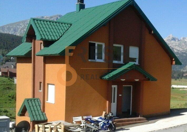 Dvosoban neuseljavan stan, 55m2, Kovačka dolina-Žabljak, Prodaja - 1