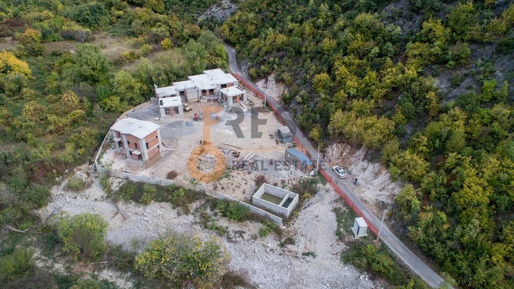 Projekat Etno Selo, 5583m2, Crmnica - Bar, prodaja - 1
